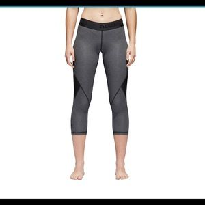 Adidas alpha-skin sport leggings new size small